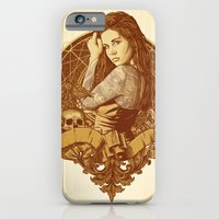 iPhone & iPod Case featuring Death Angel by Fathi