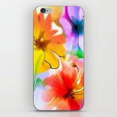 spring2 iPhone & iPod Skin
