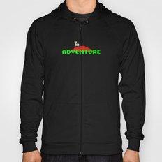 8-Bit Adventure On Mars Hoody