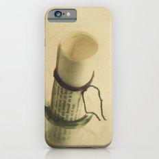 Mensaje en una botella iPhone 6 Slim Case