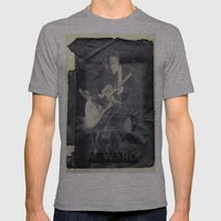 M. Ward Mens Fitted Tee Athletic Grey SMALL