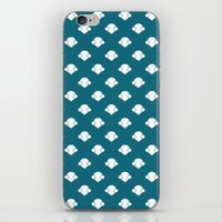 Pattern8 iPhone & iPod Skin