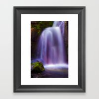 Glimpse of Magic Framed Art Print