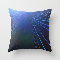 Stereotype (Sound Waves III) Throw Pillow