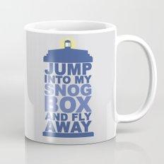 Snog Box (Tardis) Mug