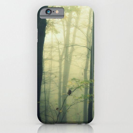 Let the Silence Take Me iPhone & iPod Case