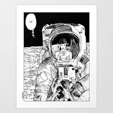 Asc 333 - La Rencontre R… Art Print