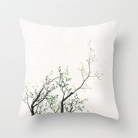 mudra Throw Pillow