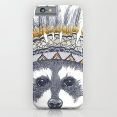 Festivale Raccoon iPhone 6 Slim Case