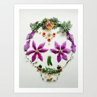 Botanical 3 Art Print