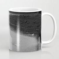 Peace of Swan Lake Mug