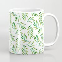 Willow -Green Mug