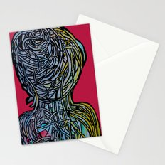 Windower Red Stationery Cards
