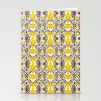 Rorschach Succulent - Co… Stationery Cards