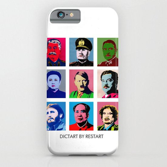 Dictart iPhone & iPod Case