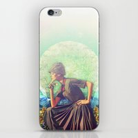 The Thinker iPhone & iPod Skin