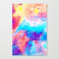 Zest Canvas Print