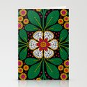 CLUSIA MARACATU Stationery Cards