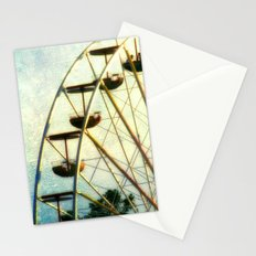 Ride into the Sunset Stationery Cards