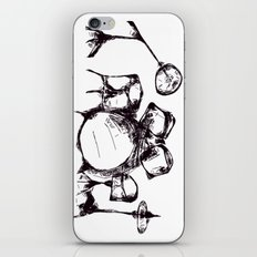 Drums iPhone & iPod Skin