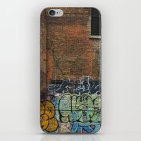 Graffiti #1 iPhone & iPod Skin