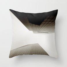 Angles Throw Pillow