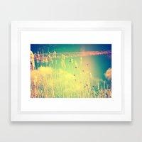 Free Association 2.0 Framed Art Print
