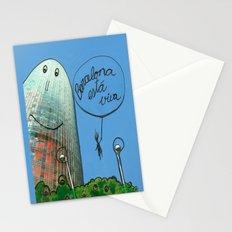 Barcelona está viva Stationery Cards
