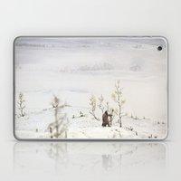 Tom Feiler Solitary Trapper Laptop & iPad Skin
