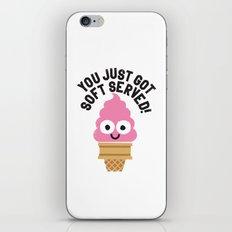 Lawful Cone iPhone & iPod Skin