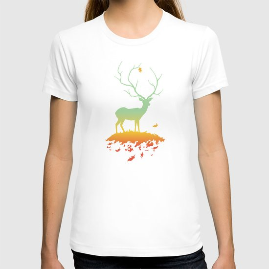 Fawn and Flora T-shirt