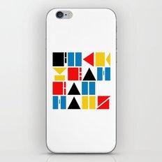 Fuck Yeah Bauhaus! iPhone & iPod Skin