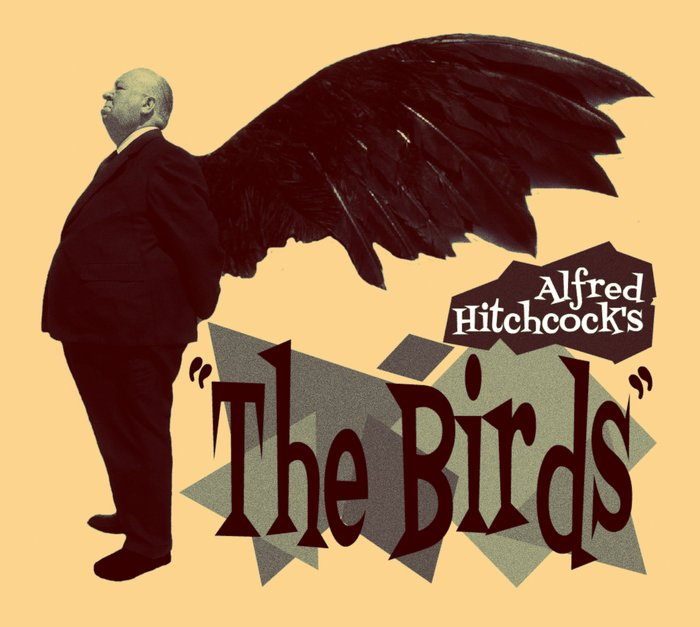 alfred hitchcock the birds essays
