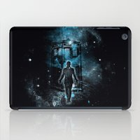 Time Traveller iPad Case