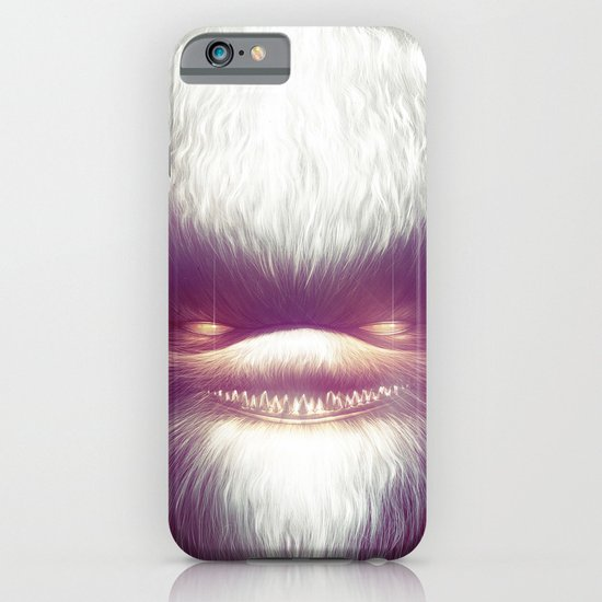 Smooth Fine Evil iPhone & iPod Case
