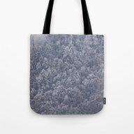 Winter's Chill Tote Bag