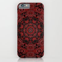 iPhone & iPod Case featuring Regal Red 2 by Bel Menpes