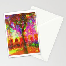 Multiplicitous extrapolatable characterization. 20 Stationery Cards