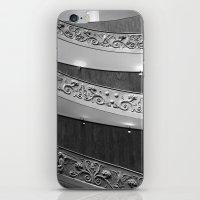 Vatican circular staircase iPhone & iPod Skin