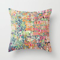 Cell Division Throw Pillow