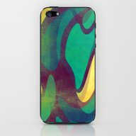 Waves iPhone & iPod Skin