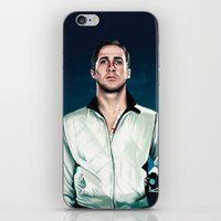 'Drive' Ryan Gosling iPhone & iPod Skin