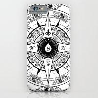 Compass Rose iPhone 6 Slim Case