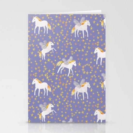 Pegasus Stationery Card