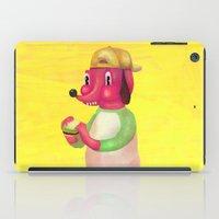 my kind of burger iPad Case