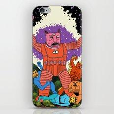 Catastic Four iPhone & iPod Skin