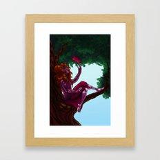 Issue 04 Cover Framed Art Print