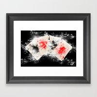 Play Your ACE Framed Art Print