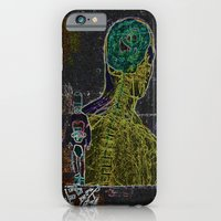 iPhone & iPod Case featuring The Stranger by The Bun