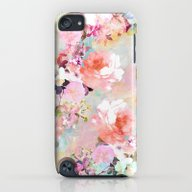 Love Of A Flower iPod touch Slim Case
